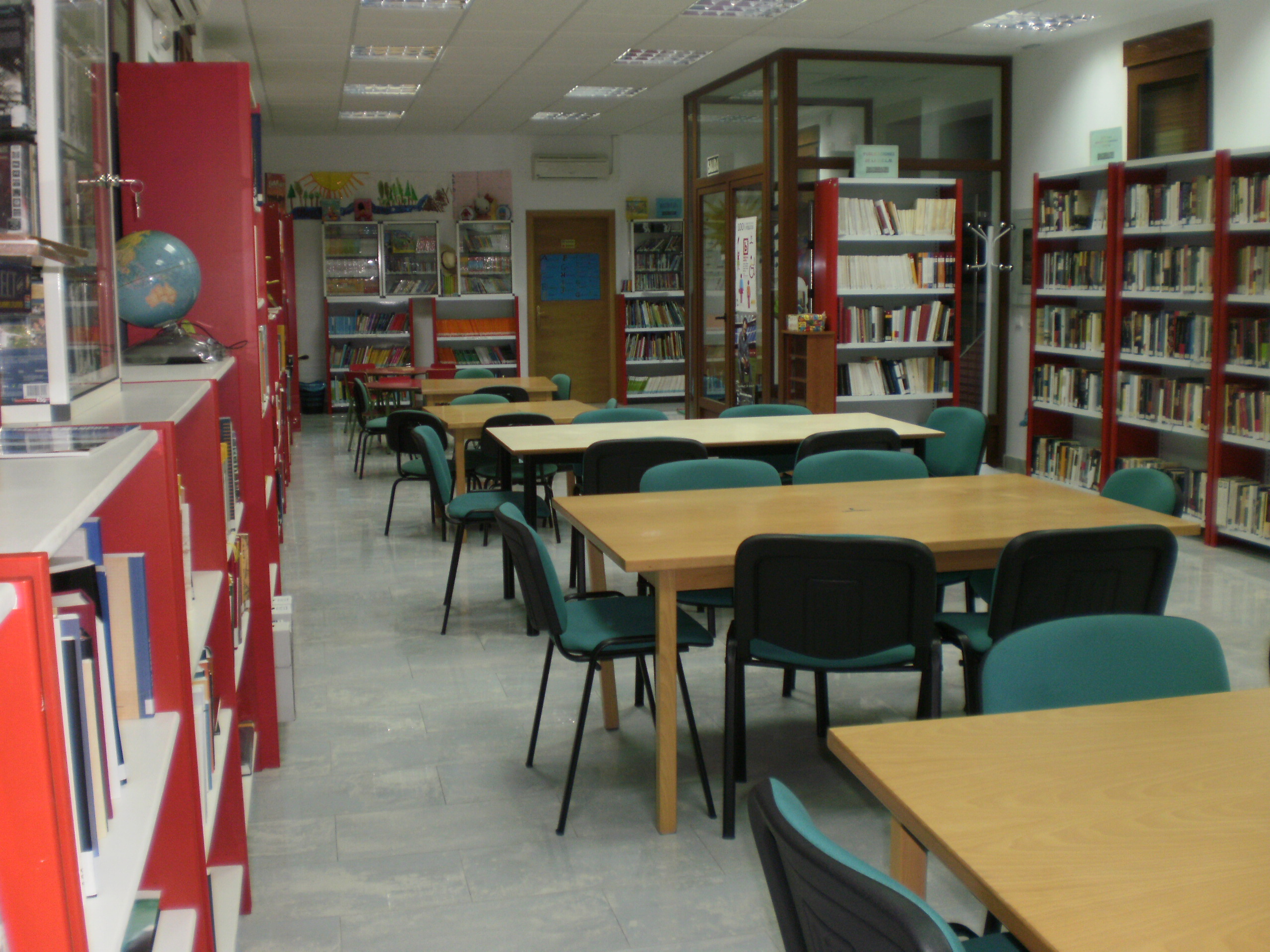 Biblioteca Pública Municipal Espido Freire