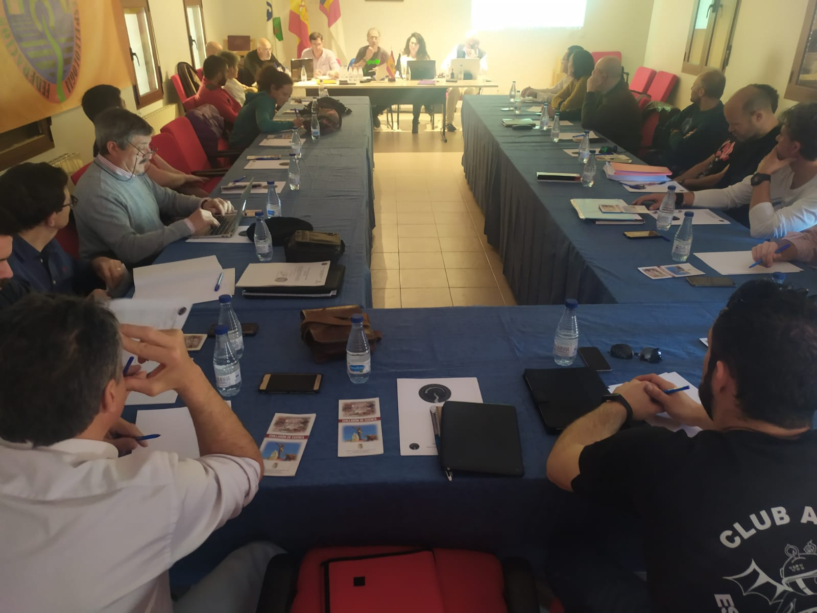 Asamblea de Federación Castellano Manchega de Espeleología y Cañones